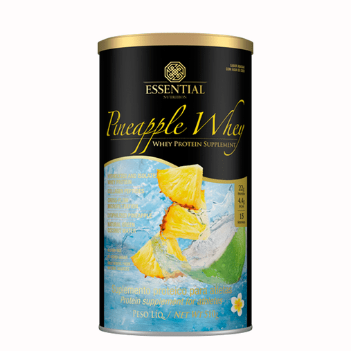 Pineapple Whey Essential Nutrition 510g