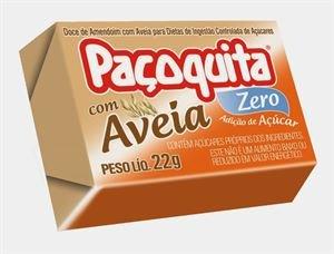 Paçoquita Zero Com Aveia 20g