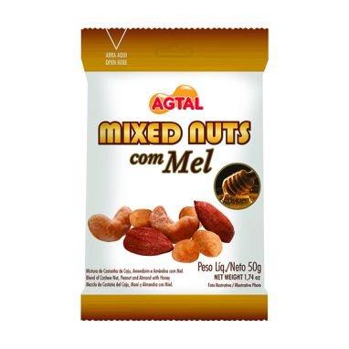 Mixed Nuts Mel Agtal 50g