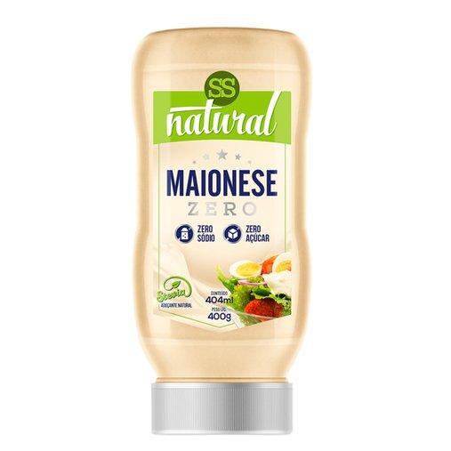 Maionese Zero SS Natural 400g