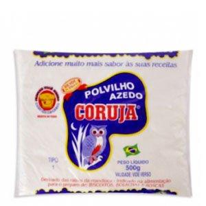 Polvilho Azedo Coruja 500g