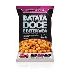 Snake Batata Doce e Beterraba Supply Life 60g