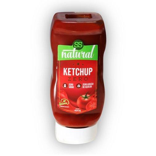 Ketchup Zero SS Natural 420g