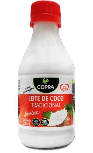 Leite de Coco Copra 200 mL