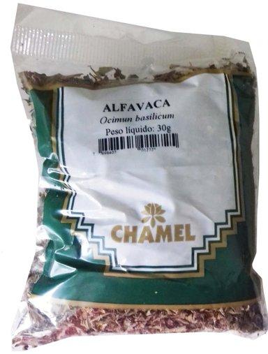 Alfavaca Mista Chamel 30g