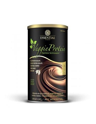 Veggie Protein Sabor Chocolate Essential Nutrition 455g