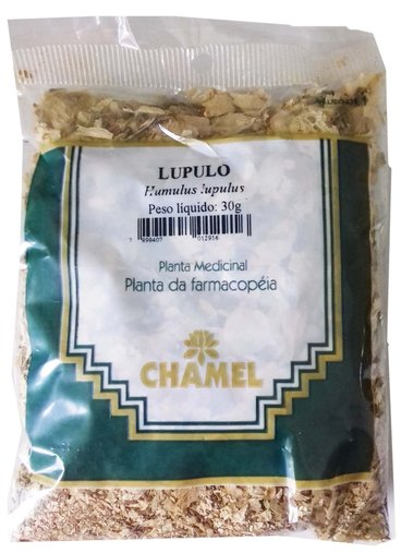 Lupulo Flores Chamel 30g