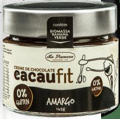 Creme de Chocolate Cacau Fit Amargo La Pianezza 145g