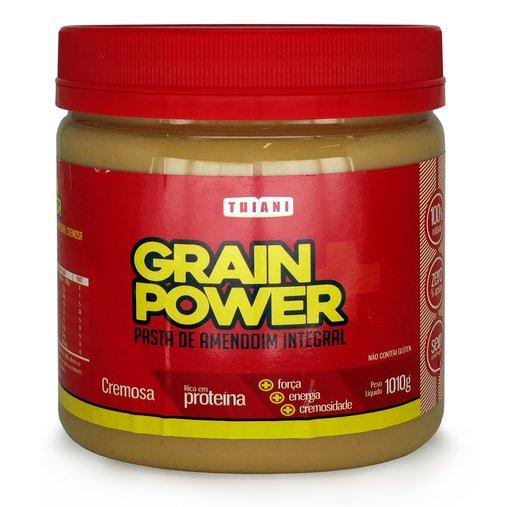 Pasta de Amendoim Gran Power Crocante Thiani 1Kg