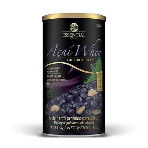 Açaí Whey Protein Essential Nutrition 420g
