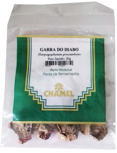 Garra do Diabo Chamel 10g