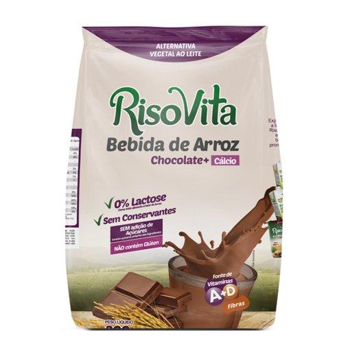 Leite de Arroz Chocolate Pó Risovita 300g