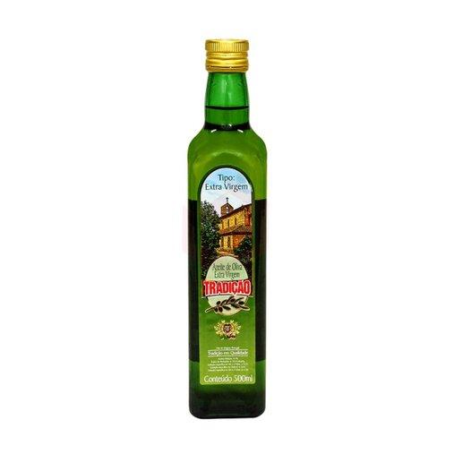 Azeite de Oliva Extra Virgem Tradição 500mL