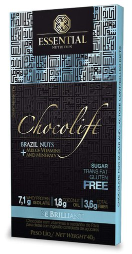 Chocolift Be Brilliant Essential Nutrition 40g