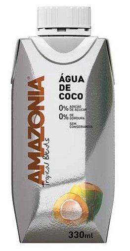 Água de Coco Natural Amazonia 330mL