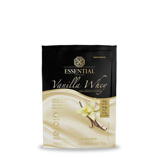 Vanilla Whey Essential Nutrition Sachê 30g