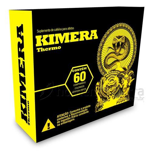 Kimera Termo Iridium Labs 60 Comprimidos