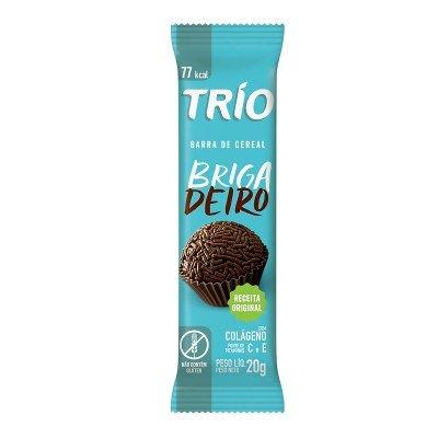 Barra de Cereal Trio Light Brigadeiro Trio 20g