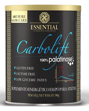 CarboLift 100% Palatinose Essential Nutrition 300g