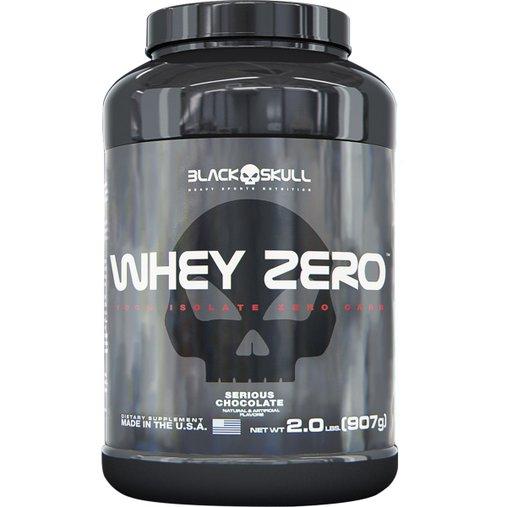 Whey Zero Chocolate Black Skull 907g