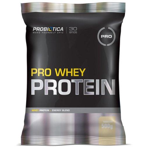 Pro Whey Protein Baunilha Probiótica 500g