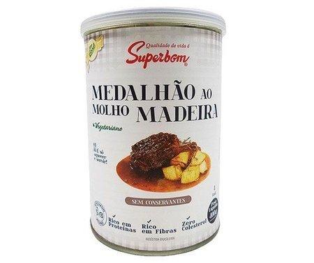 Medalhão ao Molho Madeira Super Bom 400g