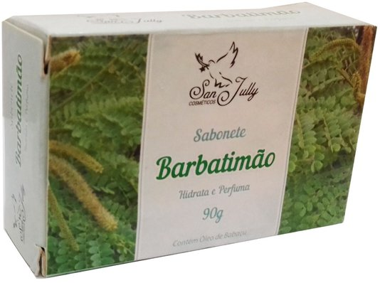 Sabonete de Barbatimão San Jully 90g