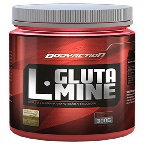 L Glutamina Body Action 300g