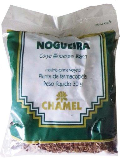 Nogueira Folhas Chamel 30g