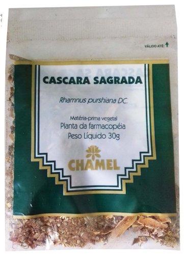 Cascara Sagrada Chamel 30 g