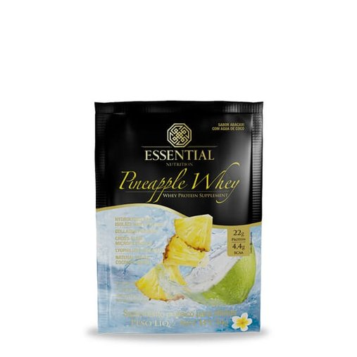 Whey Hidrolisado e Isolado Pineapple Essential Nutrition Sachê 34g