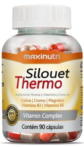 Silouet Thermo Maxinutri 915 mg 90 Cápsulas