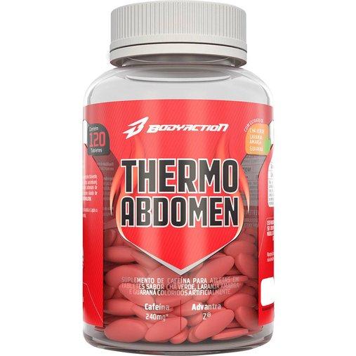 Thermo Abdomen Body Action 120 Comprimidos