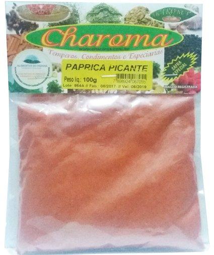 Páprica Picante Charoma 100g