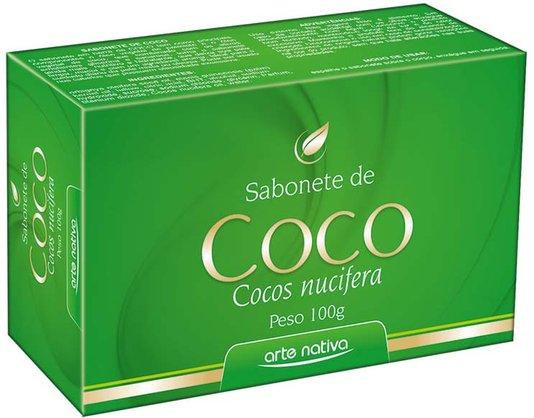 Sabonete Coco Arte Nativa 100g