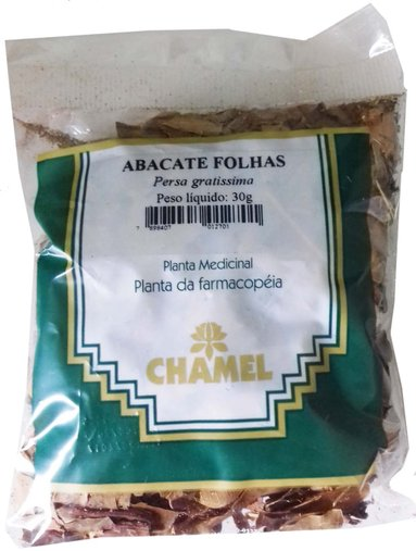 Abacate Folhas Chamel 30g