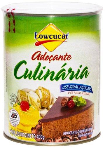 Adoçante Culinario Lowçucar 400g