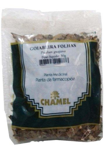 Folhas de Goiabeira Chamel 30g