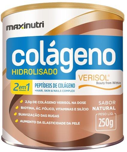 Colágeno Verisol Sabor Natural Maxinutri 250g
