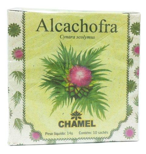 Alcachofra Chamel 10 Sachês 14g