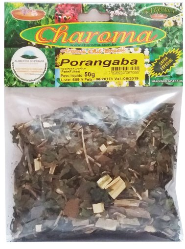 Porangaba Cordia Solicifólia Charoma 50g
