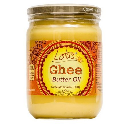 Manteiga Ghee Lotus 500mL