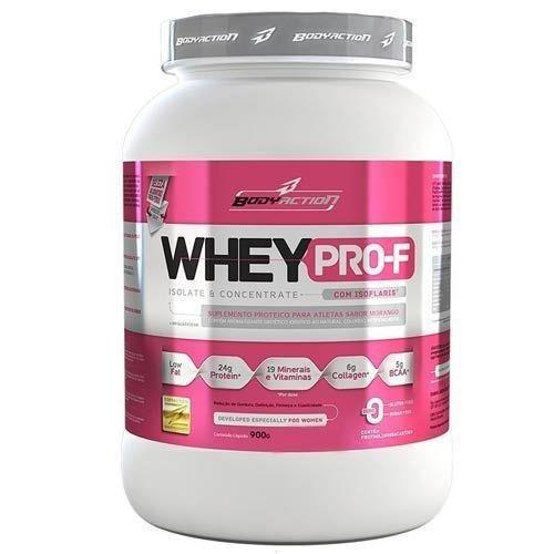 Whey Pro-F Iogurte Com Frutas Body Action 900g