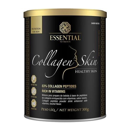 Collagen Skin Sabor Neutro Essential Nutrition 300g