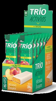 Trio Activios Pessego Trio 12 und x 25g