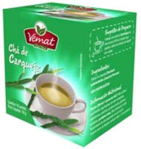 Chá de Carqueja com 10 Sachês Vemat 13g