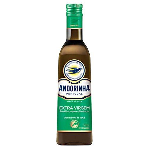 Azeite de Oliva Extra Virgem Andorinha 500mL