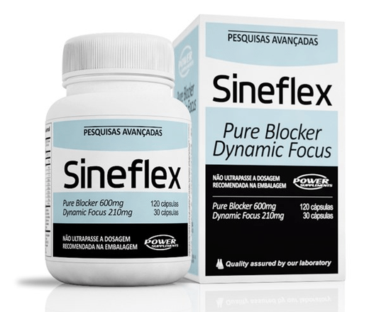 Sineflex Power 150 Cápsulas
