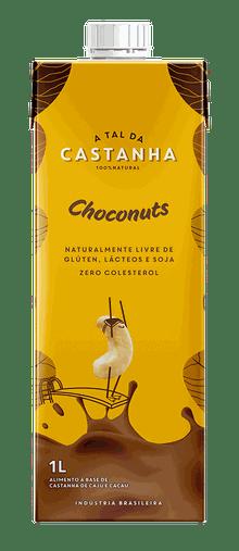 Bebida Vegetal Choconuts A Tal da Castanha 1L