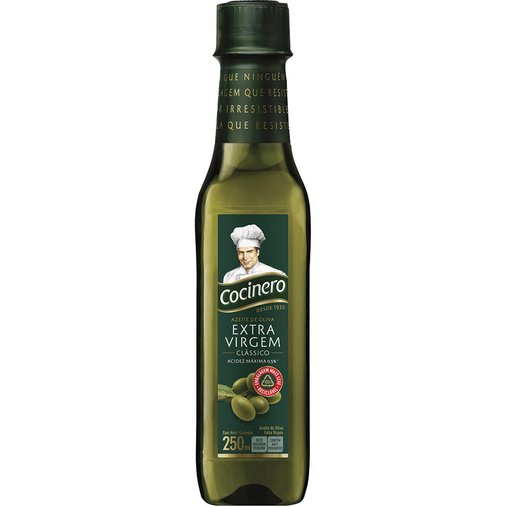 Azeite de Oliva Extra Virgem Cocinero 250mL